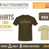 Posaune Fanshop: gratis Versand bis 25.10.