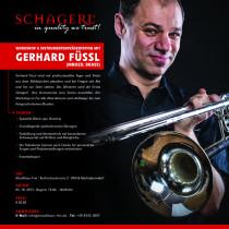 Workshop mit Mnozil Brass Posaunist Gerhard Füssl