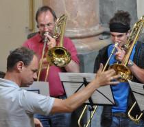 Brassweek 2014 in Samedan (CH)