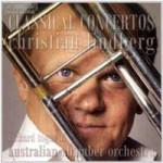 CD Christian Lindberg - Klassische Posaunenkonzerte