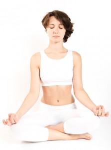 Entspannen mit Yoga hilft, braucht aber einige Übung.© Totalemotion